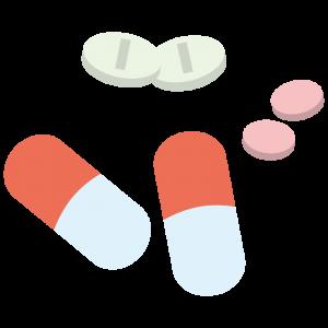 薬(錠剤・カプセル)