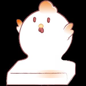 焼餅(ニワトリ)
