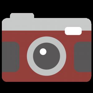 カメラ(茶色)