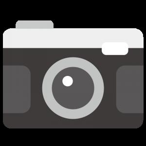 カメラ(黒色)