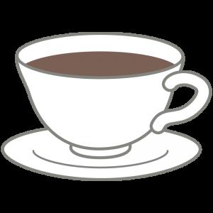 コーヒーが入ったカップ