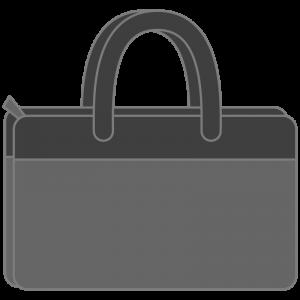 ビジネスバッグ(黒色)