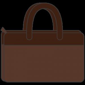 ビジネスバッグ(茶色)