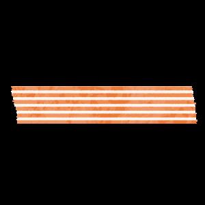 マスキングテープ(オレンジ)