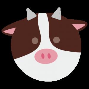 牛(茶色)