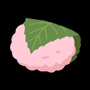 桜餅(関西風)