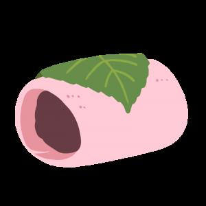 桜餅(関東風)