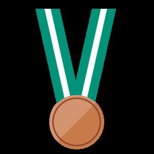 銅メダル(文字なし)