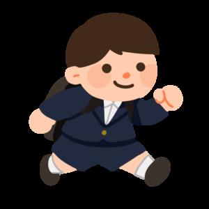 小学生の男の子(制服)