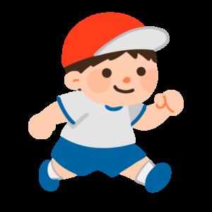 男の子(体操服)
